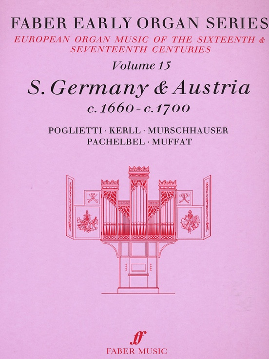 Faber Early Organ Series, Volume 15