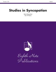 Studies in Syncopation