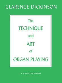 Technique and Art of Organ Playing