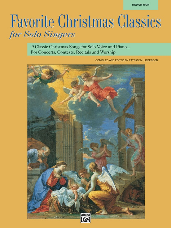 Favorite Christmas Classics for Solo Singers