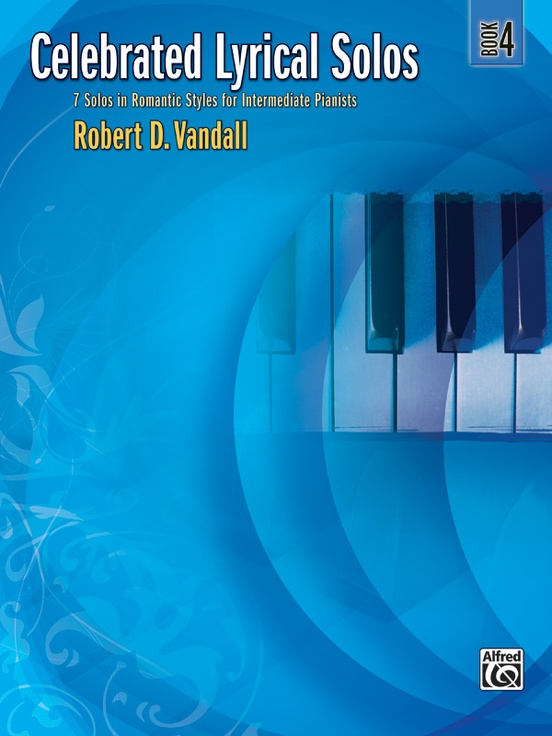 Celebrated Lyrical Solos, Book 4