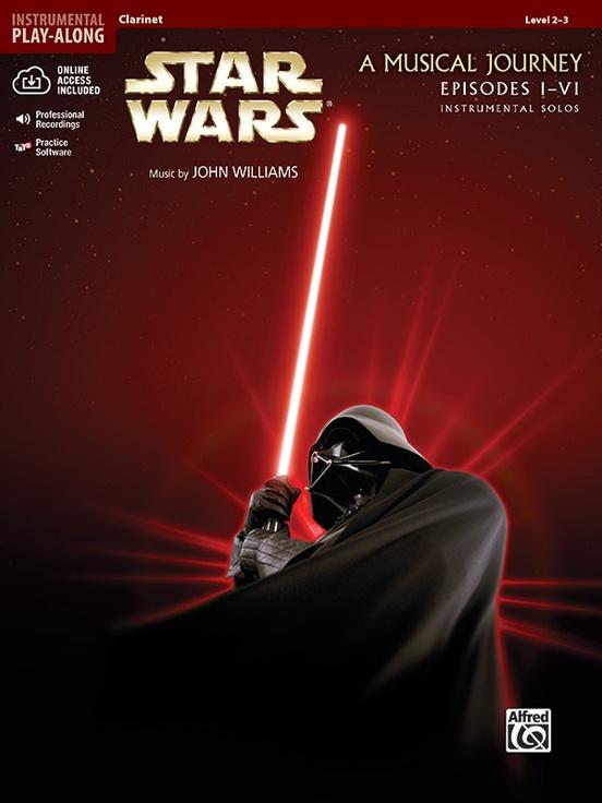 Star Wars® Instrumental Solos (Movies I-VI)