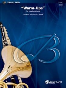 "Belwin ""Warm-Ups"" for Symphonic Band"