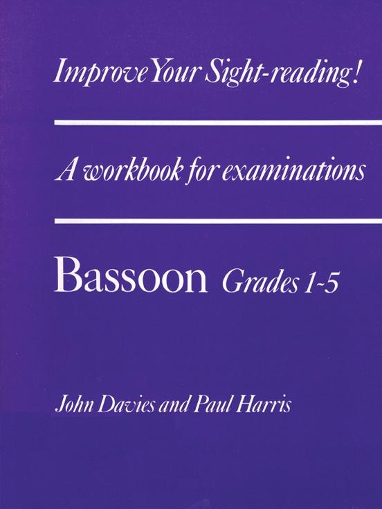 Improve Your Sight-Reading! Bassoon, Grade 1-5