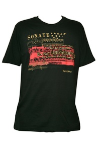 Beethoven Sonate Opus 27, No. 2 T-Shirt (Extra Large)
