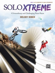 Solo Xtreme, Book 3