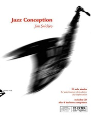 Jazz Conception: Alto & Baritone Saxophone