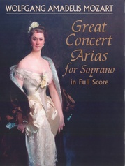 Great Concert Arias for Soprano
