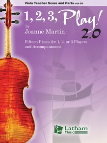 1, 2, 3 Play! 2.0 Viola Score and Parts