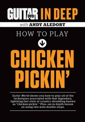 Guitar World: In Deep How to Play Chicken Pickin'