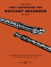 First Repertoire for Descant Recorder