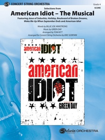 <i>American Idiot -- The Musical,</i> Selections from