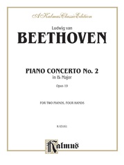 Piano Concerto No. 2 in B-flat, Opus 19