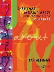 Christmas Jazzin' About for Clarinet