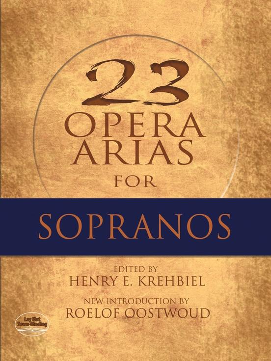 23 Opera Arias for Sopranos