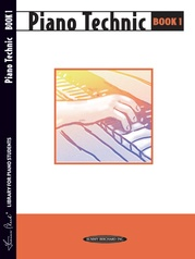 Piano Technic, Book 1
