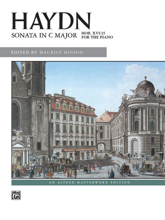 Haydn: Sonata in C, Hob. XVI/35