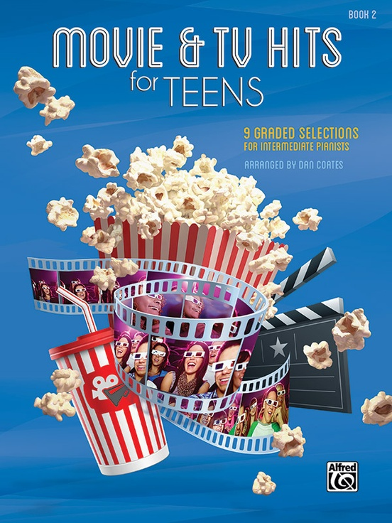 Movie & TV Hits for Teens, Book 2