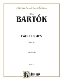 Two Elegies, Opus 88