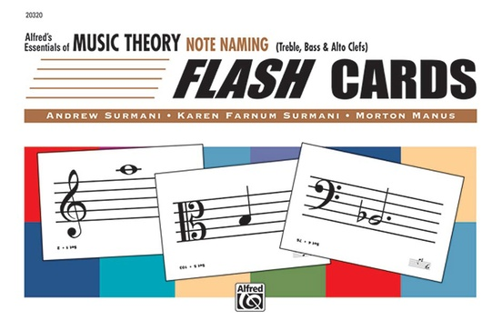 photo regarding Music Note Flashcards Printable named Alfreds Principles of Songs Basic principle: Flash Playing cards -- Be aware Naming