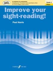Improve Your Sight-Reading! Trinity Edition, Grade 1