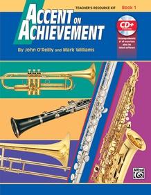 Accent on Achievement, Book 1 Teacher's Resource Kit