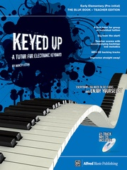 Keyed Up: The Blue Book