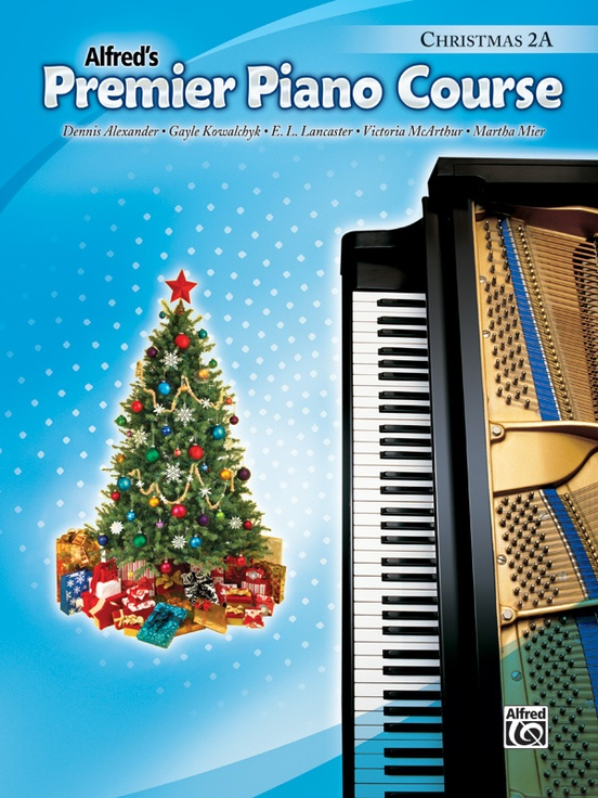Premier Piano Course, Christmas 2A
