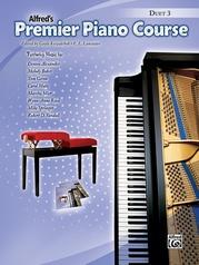 Premier Piano Course, Duet 3