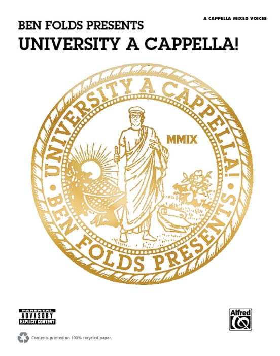 Ben Folds Presents University A Cappella!