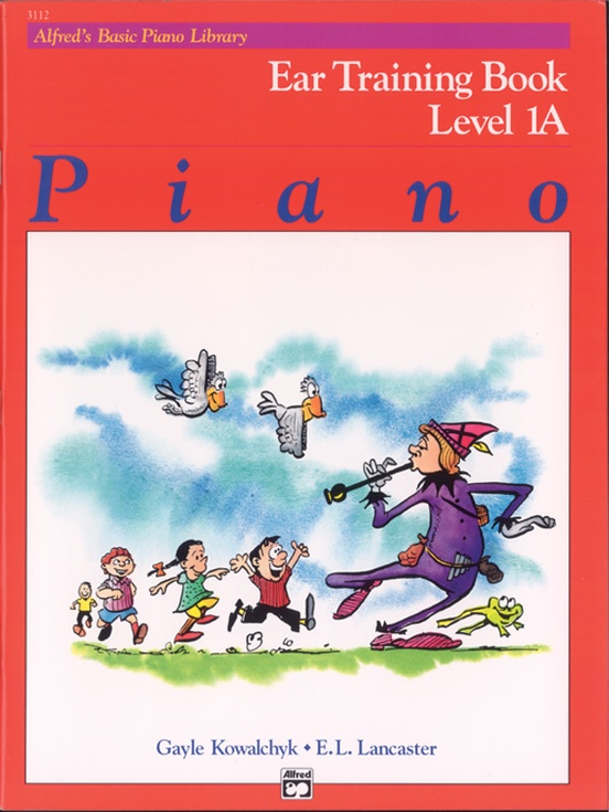 Alfred's Basic Piano Library: Ear Training Book 1A