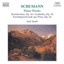 Piano Works (Kreisleriana)