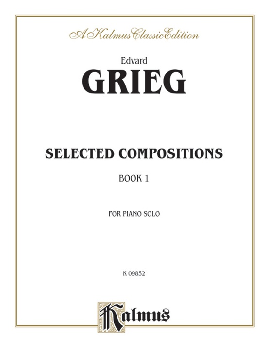 Selected Compositions, Volume I