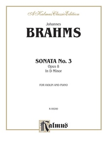 Sonata in D Minor, Opus 108