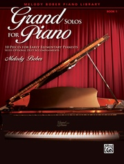 Grand Solos for Piano, Book 1