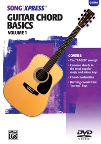 SongXpress®: Guitar Chord Basics