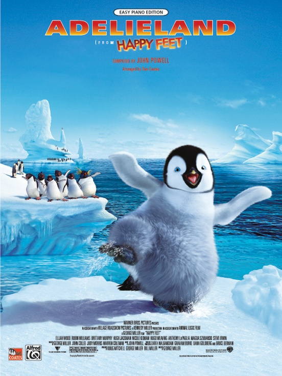 Adelieland (from Happy Feet)