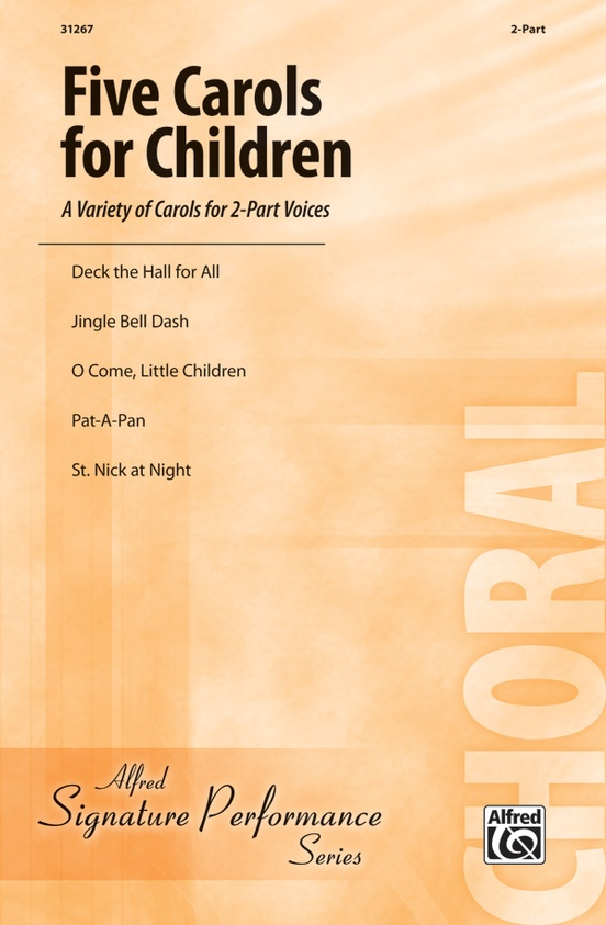 Five Carols for Children