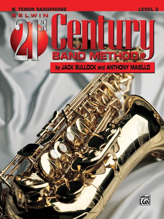 Belwin 21st Century Band Method, Level 2