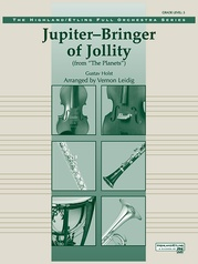 Jupiter--Bringer of Jollity