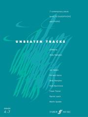 Unbeaten Tracks for Alto Saxophone