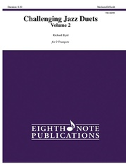 Challenging Jazz Duets, Volume 2