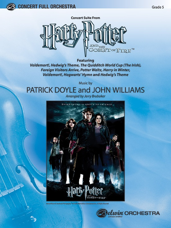 Harry Potter and the Goblet of Fire,™ Concert Suite from