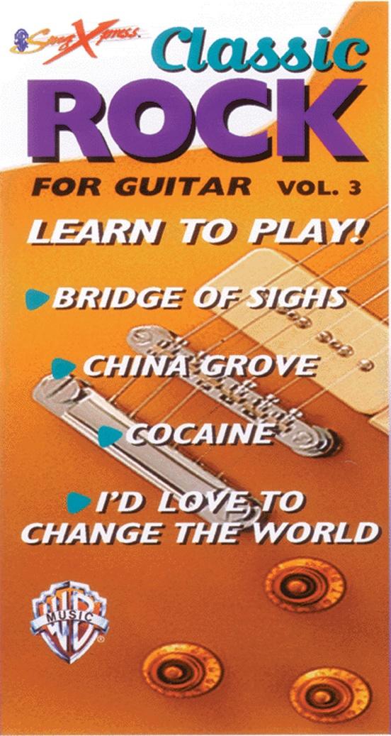 SongXpress®: Classic Rock, Vol. 3