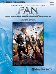 Pan: Highlights from the Warner Bros. Pictures Motion Picture Soundtrack