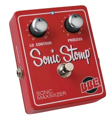 BBE Sonic Stomp Guitar Effects Pedal