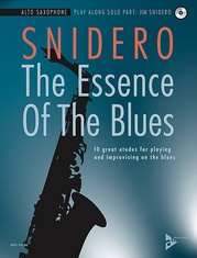 The Essence of the Blues: Alto Saxophone