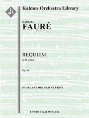 Requiem, Op. 48 (final version, 1900)