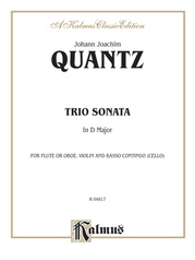 Trio Sonata in D Major