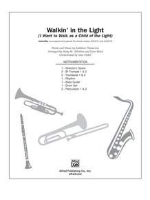 Walkin' in the Light (I Want to Walk As a Child of the Light)